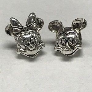 Pandora Disney Mickey and Minnie charms
